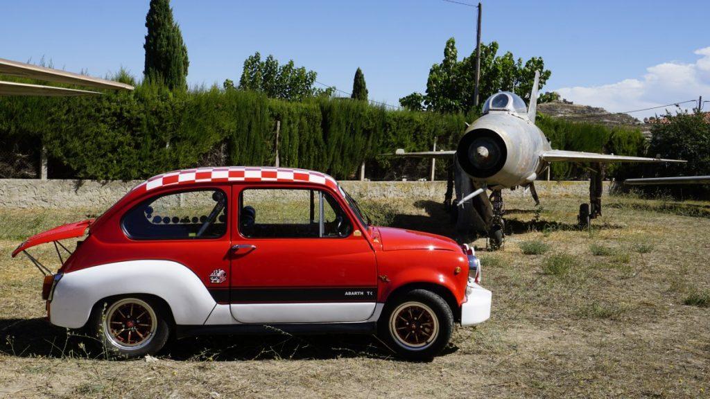 Заряженный SEAT 600 Abarth