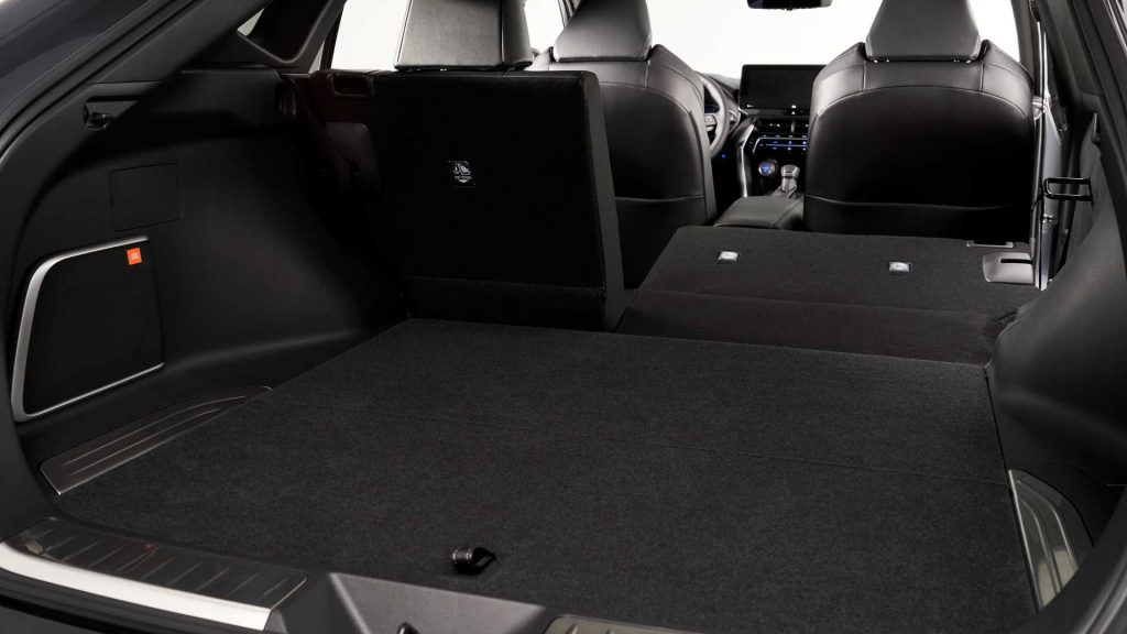 Toyota Venza 2020, багажник