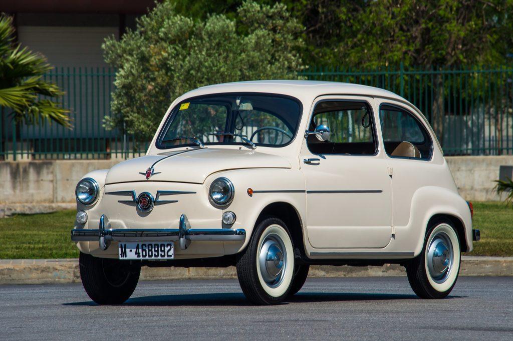 SEAT 600 1957 года