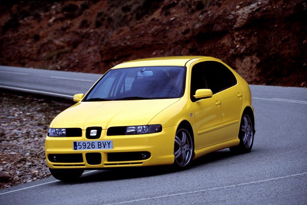 SEAT Leon Cupra 2001 года