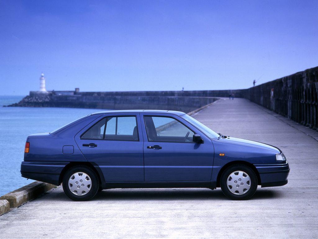 SEAT Toledo 1991 года