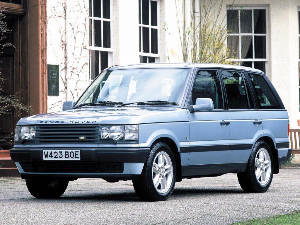 Range Rover второго поколения, 1994 год