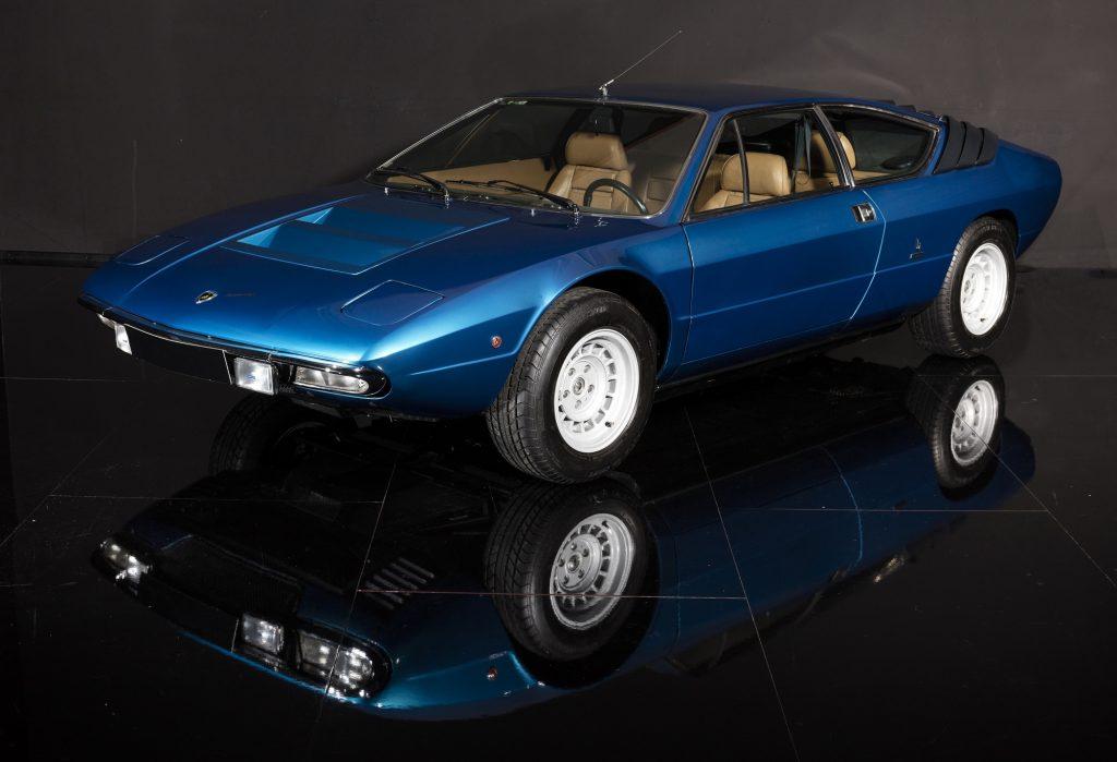Lamborghini Urraco 1972 года