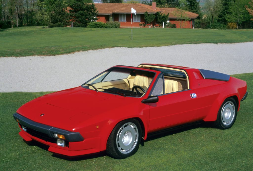 Lamborghini Jalpa 1981 года