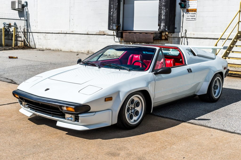Lamborghini Jalpa 1988 года