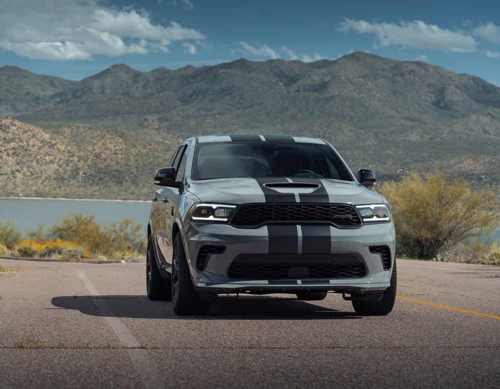 Dodge Durango SRT Hellcat 2020, вид спереди