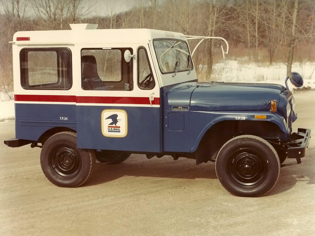 Электромобиль Jeep DJ-5E