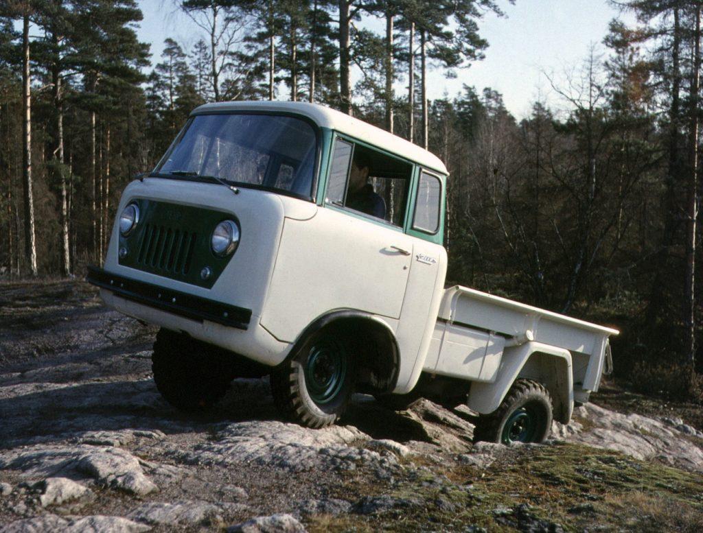 Jeep FC-150 1957 года