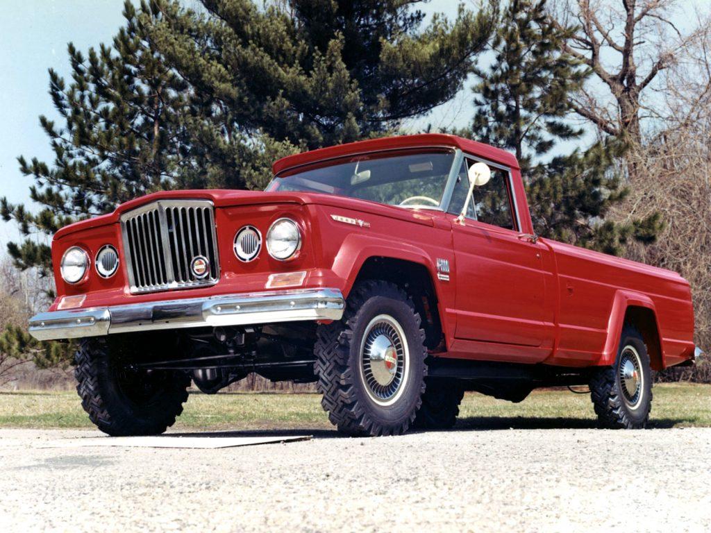 Jeep Gladiator 1963 года