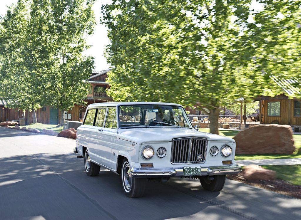 Jeep Wagoneer 1963 года