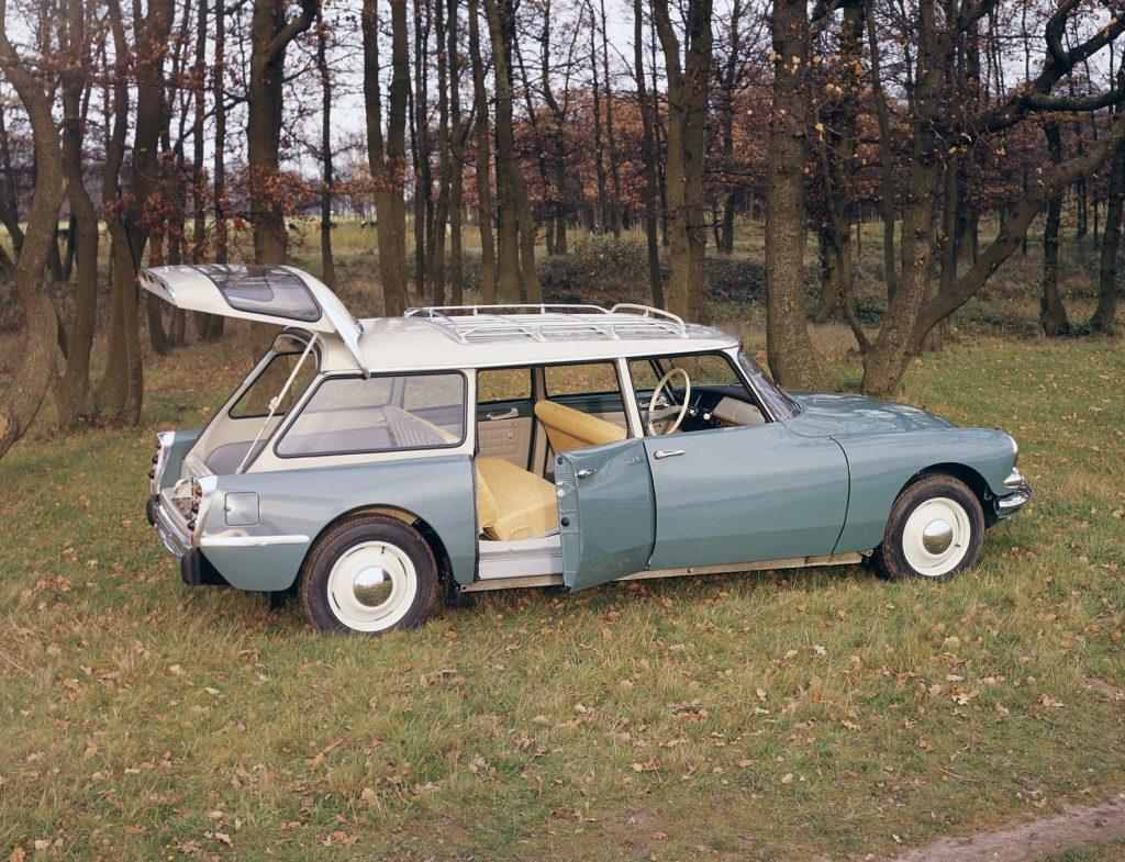 Универсал Citroen ID19 Familiale 1960 года