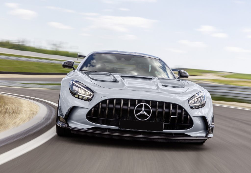 Mercedes-AMG GT R Black Series 2020, вид спереди