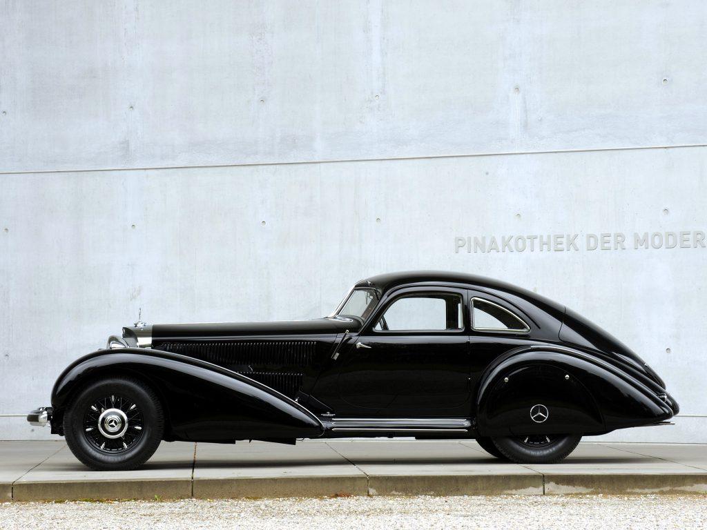 Mercedes-Benz 540 K Autobahn Kurier, 1938 год