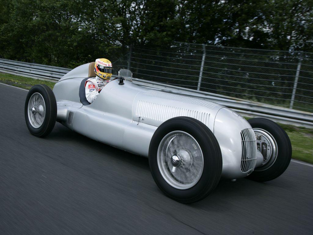 Mercedes W25 1934 года
