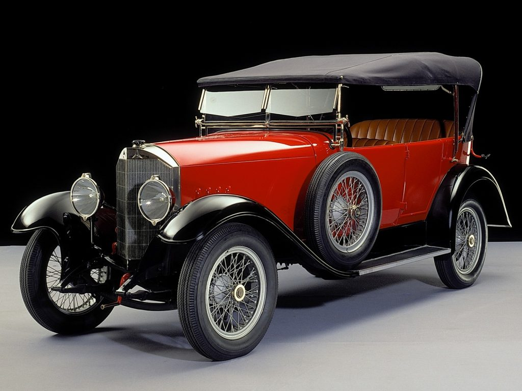 Mercedes 6-25-40 НР 1921 года