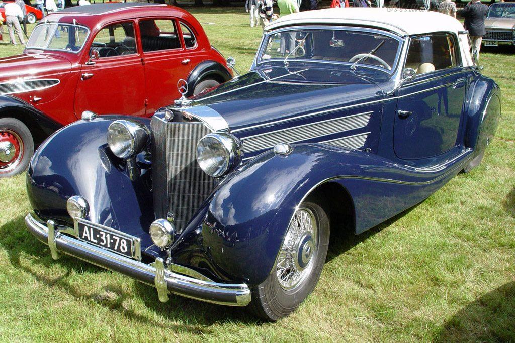 Прототип Mercedes-Benz 580 K 1939 года