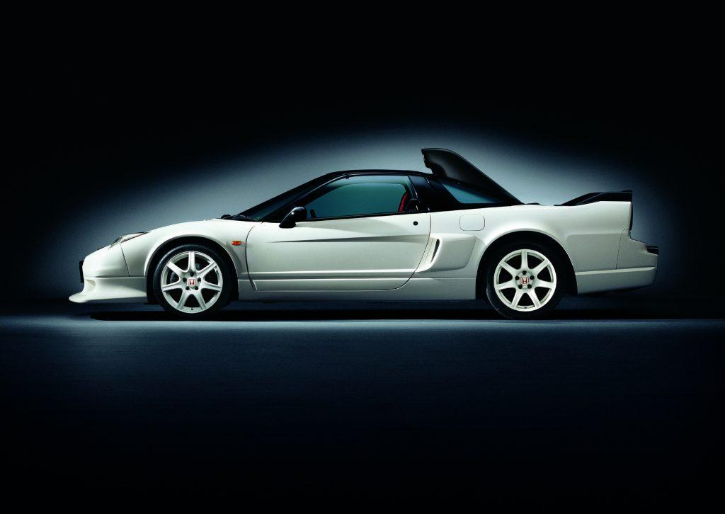 Эксклюзивная Honda NSX-R GT