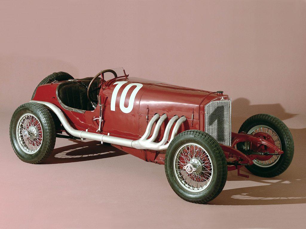 Mercedes РР 1924 года