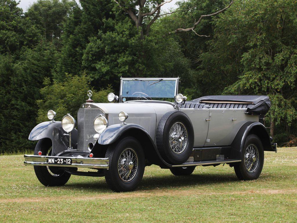Mercedes 15-70-100 НР 1924 года