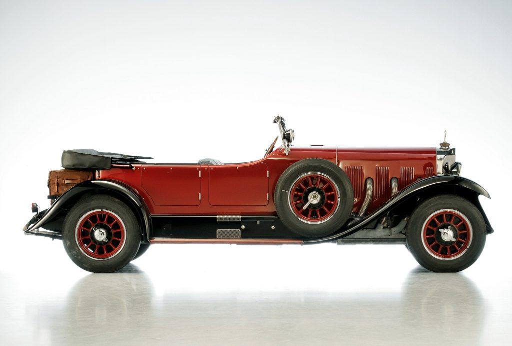 Mercedes-Benz 630 K, 1927 год