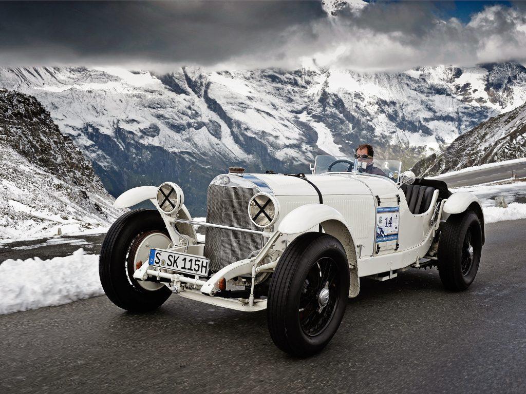 Mercedes-Benz 710 SSK, 1929 год