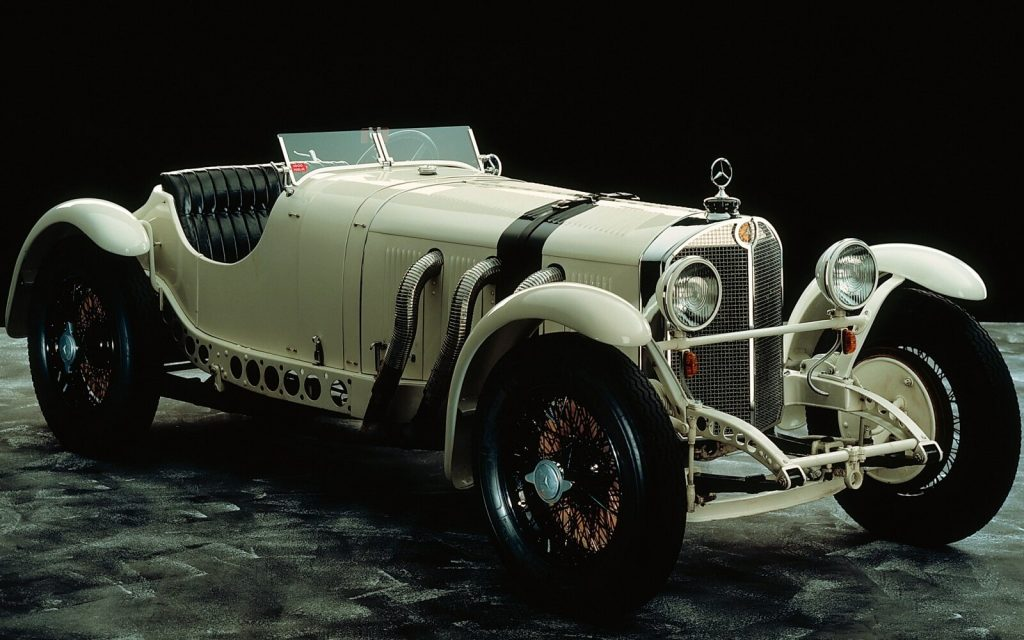 Mercedes-Benz SSKL 1931 года