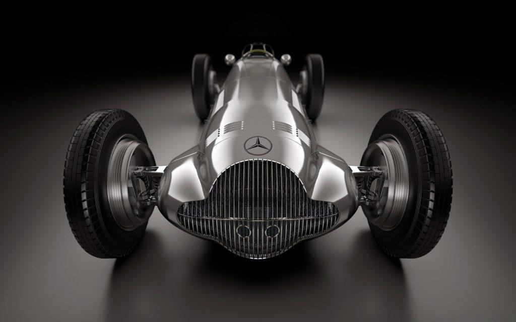 Mercedes W154 1938 года