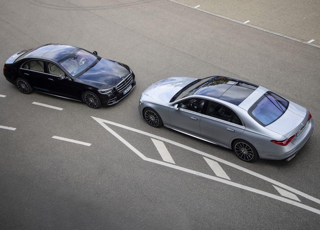 Mercedes-Benz S-Class 2021