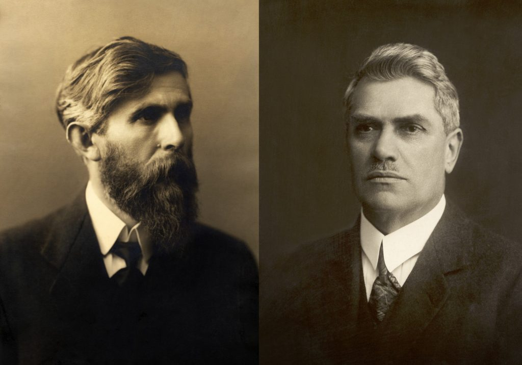 Вацлав Лаурин и Вацлав Клемент начинали с выпуска велосипедов