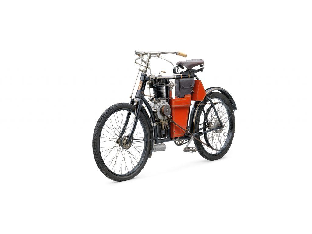 Мотоцикл Laurin & Klement