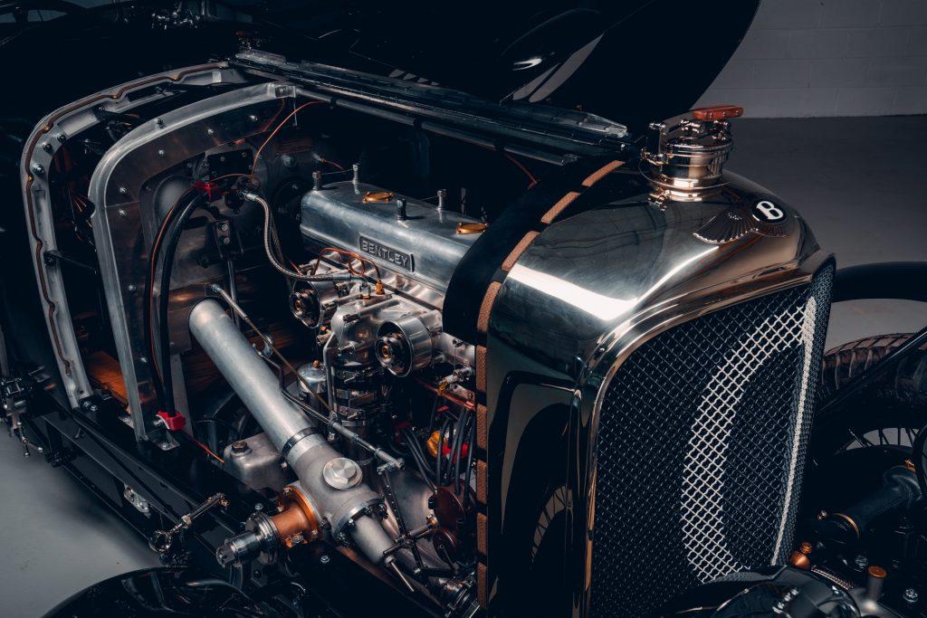 Премьера Bentley Blower Continuation Series: возрожденная легенда