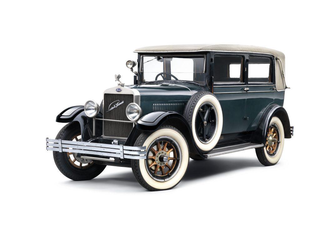 Skoda 110 1925 года