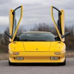 Первый Lamborghini Diablo 1991 года