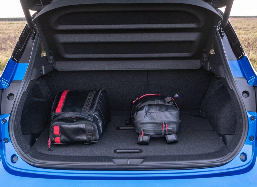 Новый Nissan Qashqai, багажник