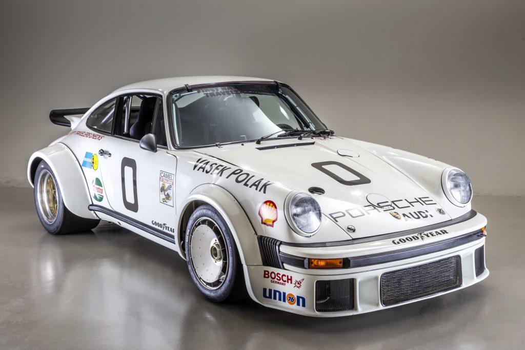 Гоночный вариант Turbo - Porsche 934