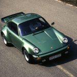 Первый серийный Porsche 911 Turbo 1975 года