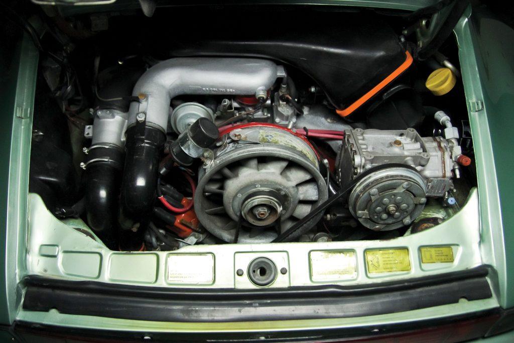 Турбина подняла мощность оппозитного двигателя до 260 л. с.