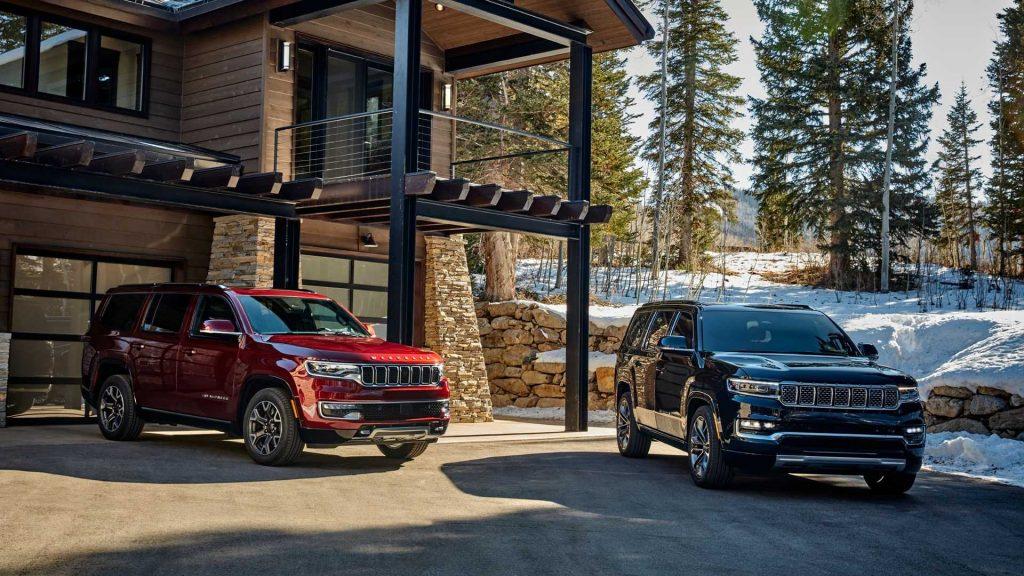 Jeep Wagoneer и Grand Wagoneer