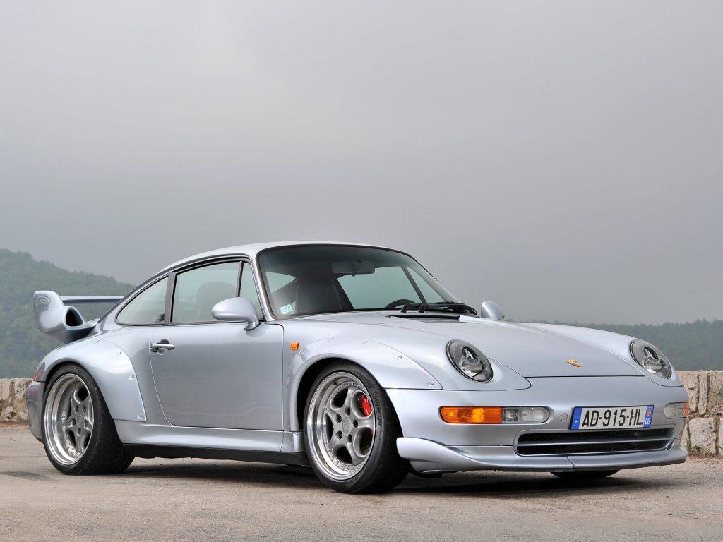 Porsche 911 GT2 1995 года