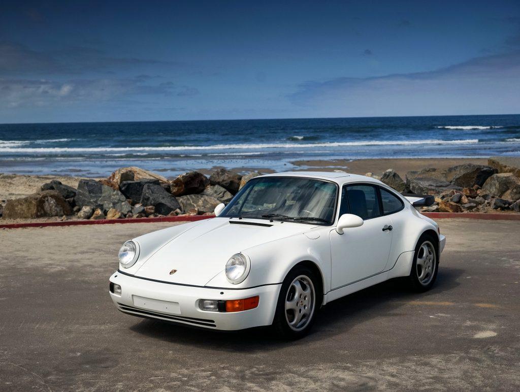 Porsche 911 Turbo второго поколения, 1990 год