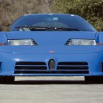 Серийный Bugatti EB110 1992 года