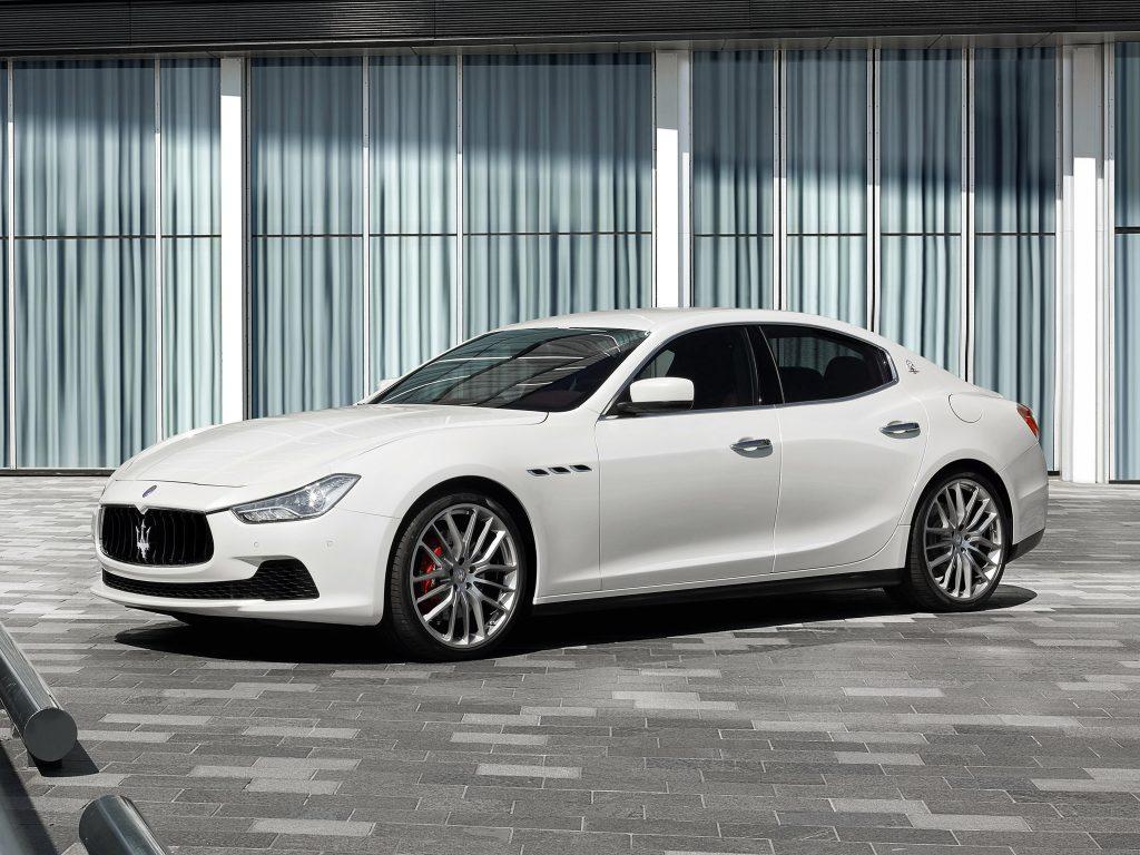 Страницы истории Maserati: подобно ветру