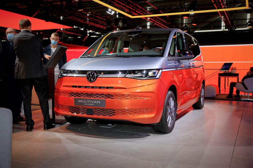 Автосалон в Мюнхене IAA Mobility-2021: триумф электромобилей